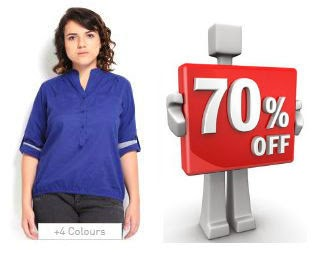 Serve it Hot Sale – Buy women's Branded Tops and Tees at Minimum 70% off