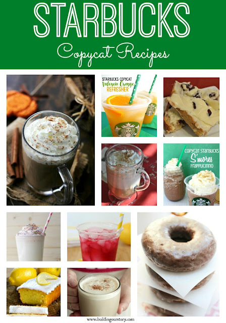Starbucks Copycat Recipes, fun copycat recipes from starbucks, copy cat Frappuccino recipe, Starbucks recipes