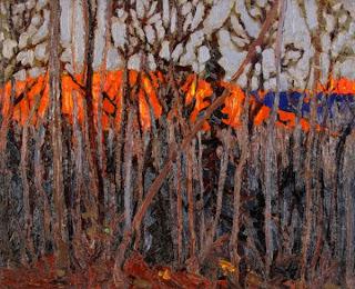 Tom Thomson painting - Algonquin Park