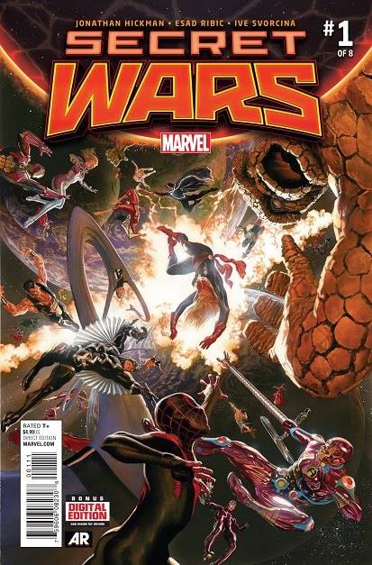 SECRET WARS #1 (OF 8)