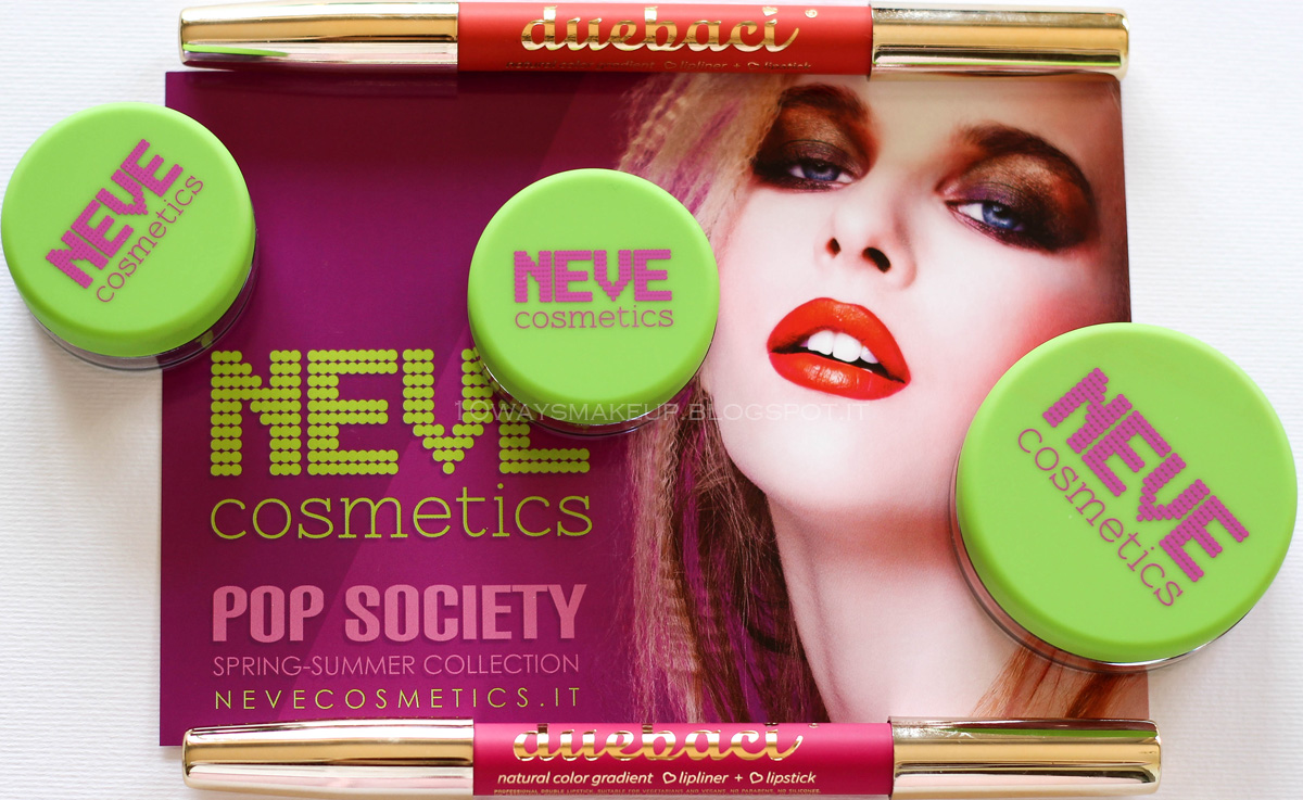 Neve Cosmetics Pop Society