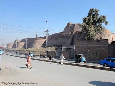 Qila Bala Hisar Peshawar