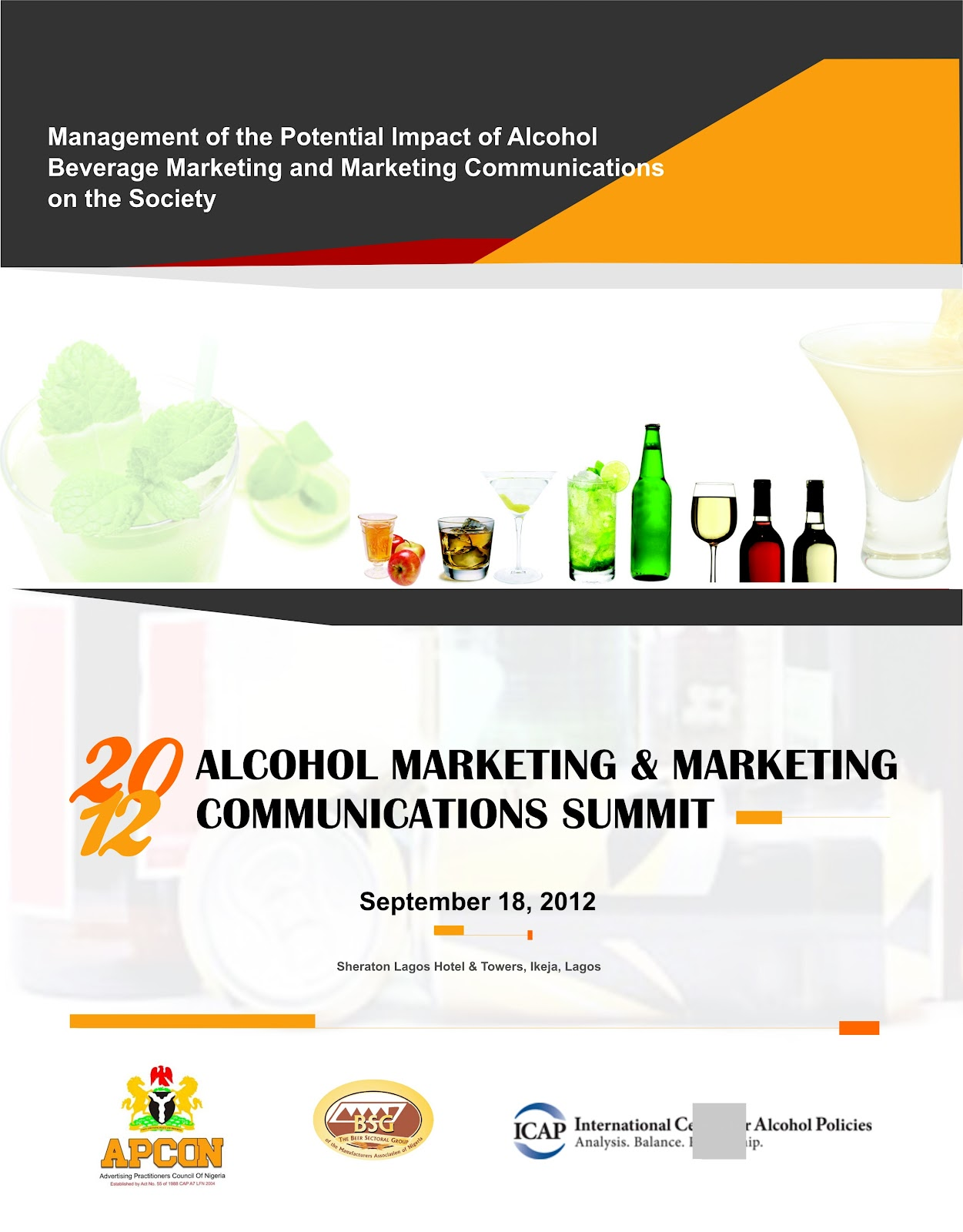 alcohol and advertising Read chapter 11 alcohol in the media: drinking portrayals, alcohol advertising, and alcohol consumption among youth--joel w grube: alcohol use by young p.