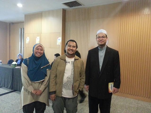 Bersama Ustaz Dr Zaharuddin Abd Rahman