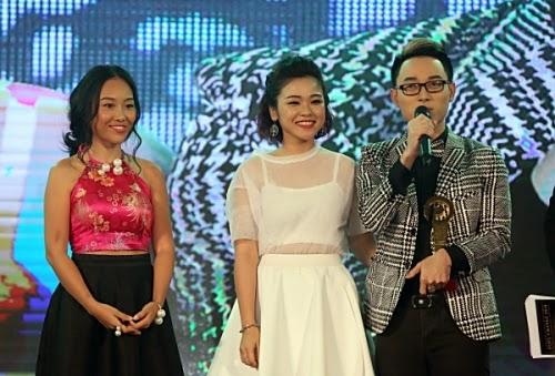 Trúc Nhân và Thảo Nhi nhận giải Video ca nhạc được cover nhiều nhất