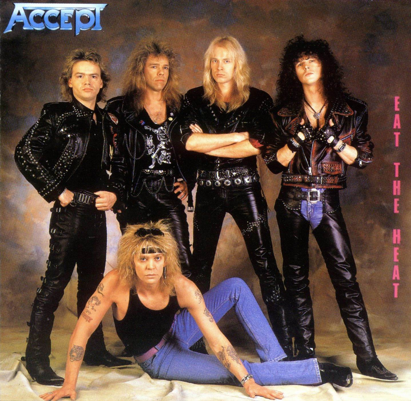 Accept - Eat The Heat [1989]