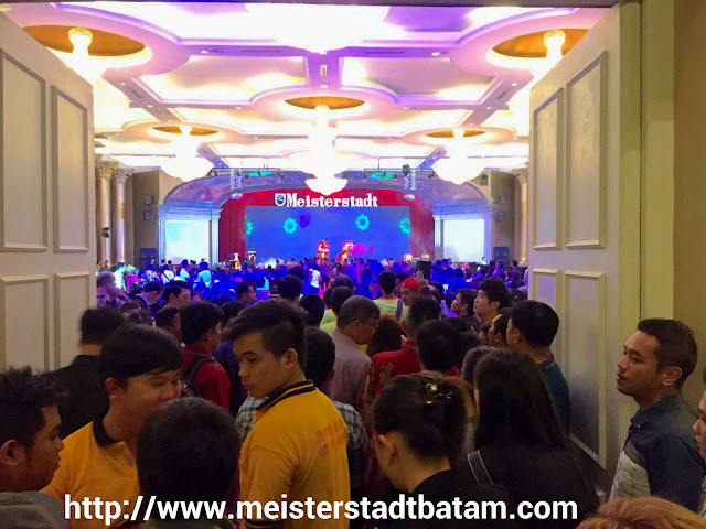 Pembukaan Acara Pemilihan Unit Meisterstadt Batam