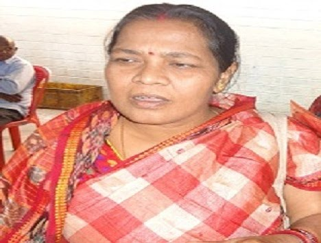 CHAIRPERSON, MAHILA SUB-COMMITTEE