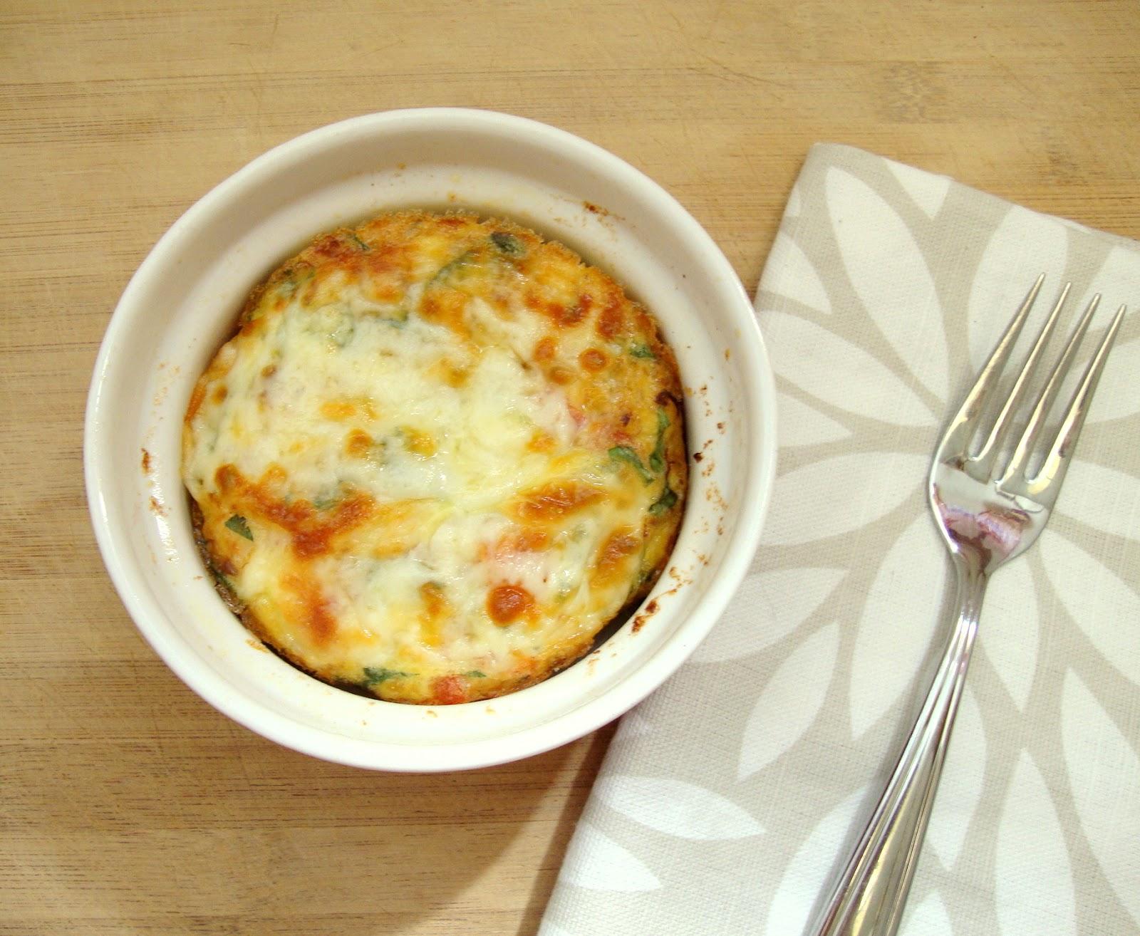 Chelsea's Culinary Indulgence: Italian Baked Eggs