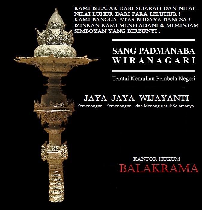 kantor hukum balakrama logo peradi