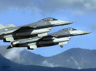 The two planes involved were US F-16 fighter jets
