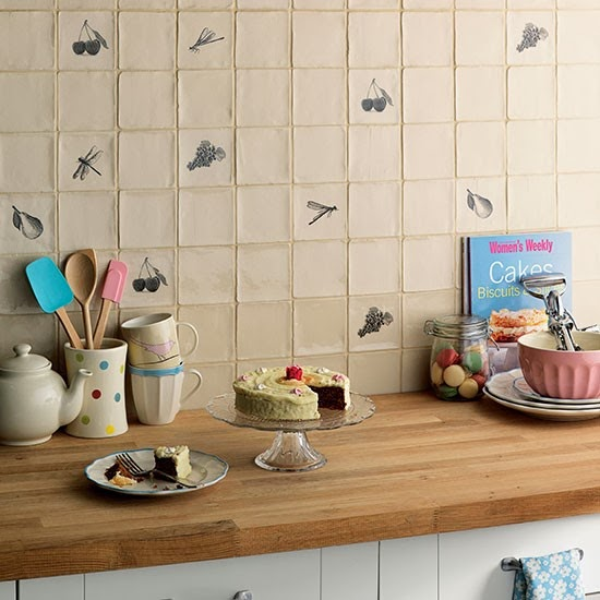 Kitchen ideas - Kitchen splashback tiles ideas ...