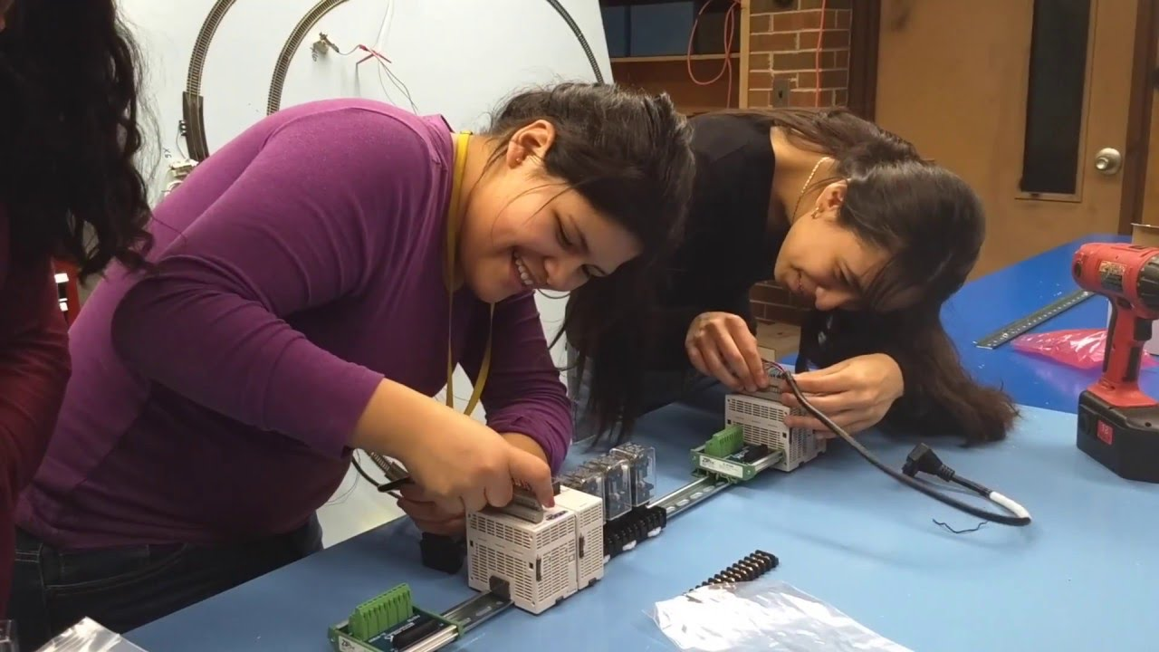 HS Mechatronics Video