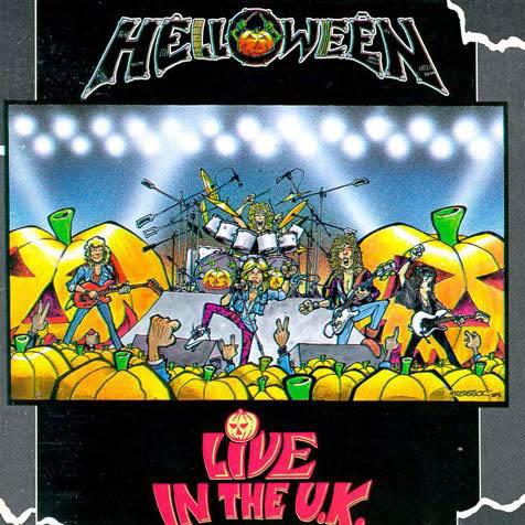 CUAL FUE EL PRIMER DISCO DE ROCK AND ROLL QUE COMPRASTEIS? Helloween+live+in+the+uk
