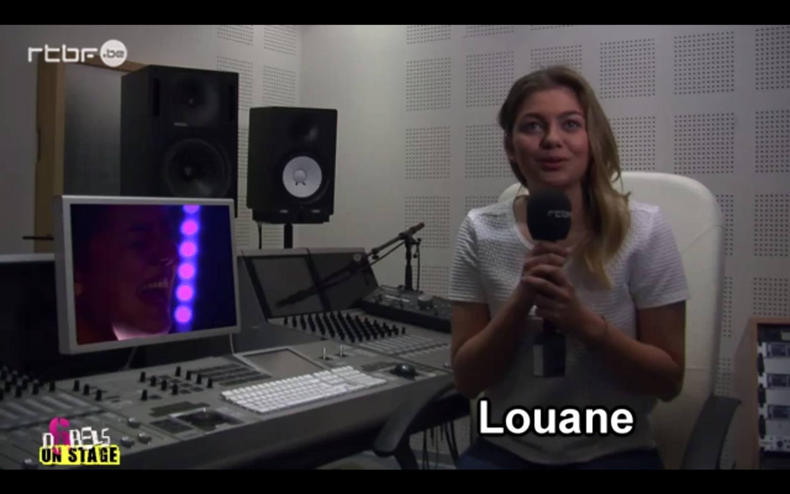 Louane emera le blog louane en interview pour rtbf for Chambre 13 louane