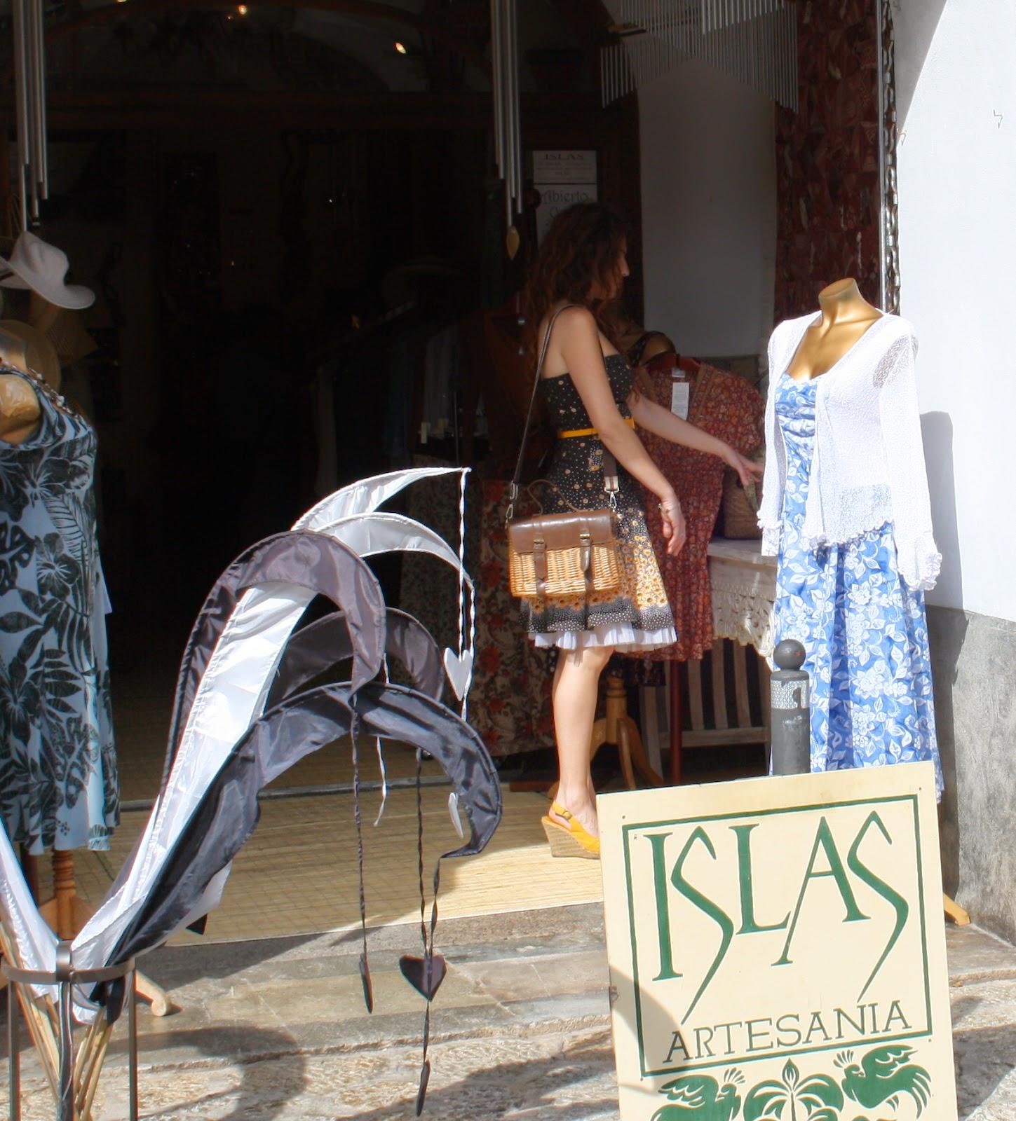 tienda artesania mallorca