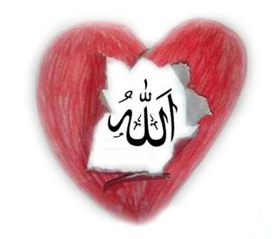 Kalp, Allah Aşkı, Aşk,