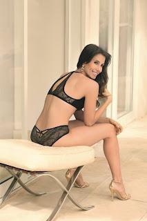 Nua Pelada Sem Roupa Ver Fotos Da Tania Khalil Na Playboy