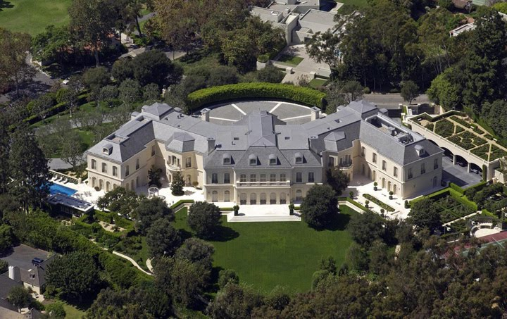 Real Estate Agent Property: Candy Spelling Finally Unloads \'The Manor?\'