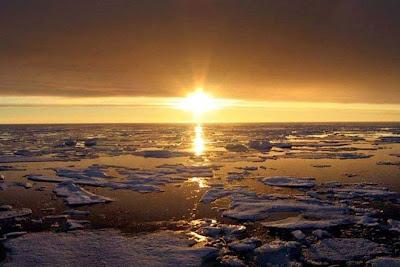Derretimento das geleiras do Ártico poderiam devastar a economia global, diz estudo.