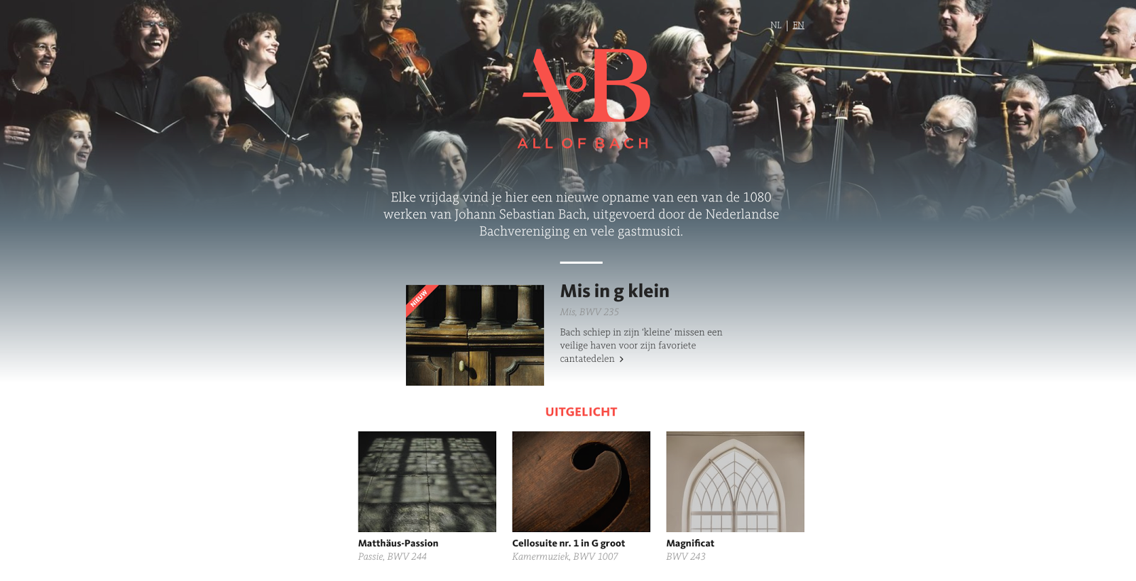 Todo sobre Bach