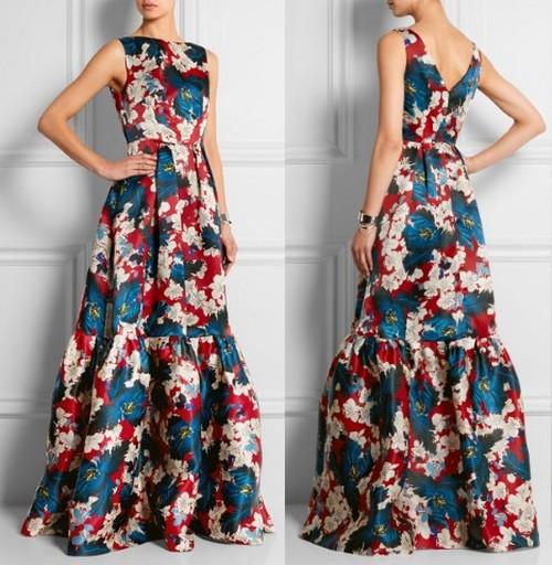 Kate Middleton: Erdem Blumenkleid | Modekleidung