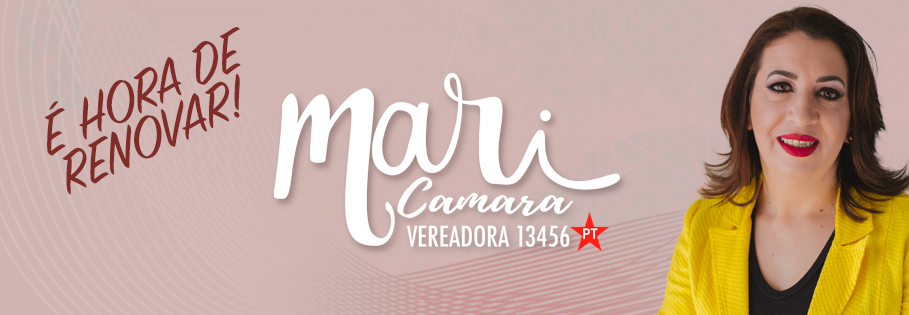 Mari Camara Vereadora 13456