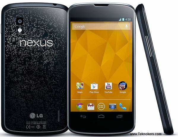 harga LG Nexus 4, spesifikasi nexus 4, gambar dan fitur nexus 4