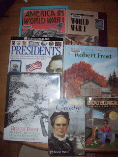 Selected Reading for WWI