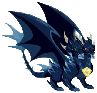 Pure Dark Dragon