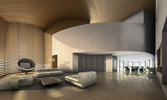 Dise o de interiores arquitectura mejores dise os de for Decoracion interior de casas minimalistas