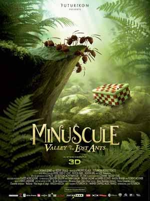Thung Lũng Kiến - Minuscule: Valley of the Lost Ants (2013)