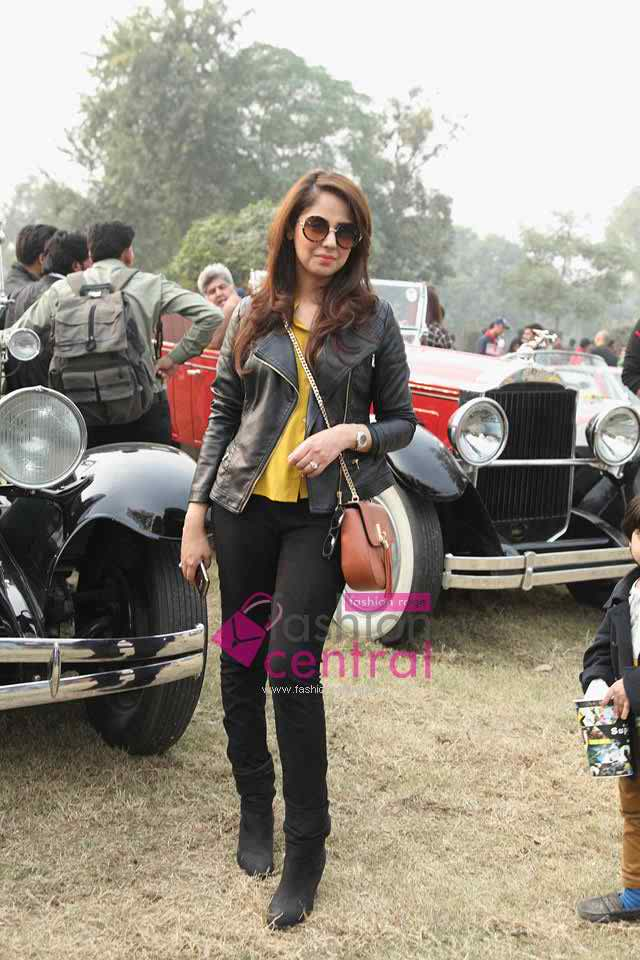 Vintage Car Show By VCCCP Powered By INH