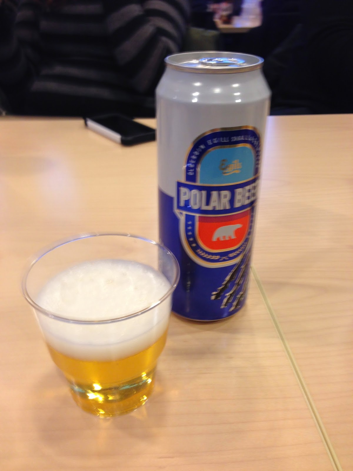 polar bear beer iceland