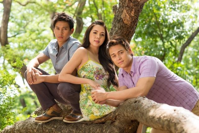 Enchong, Julia and Enrique of Muling Buksan Ang Puso