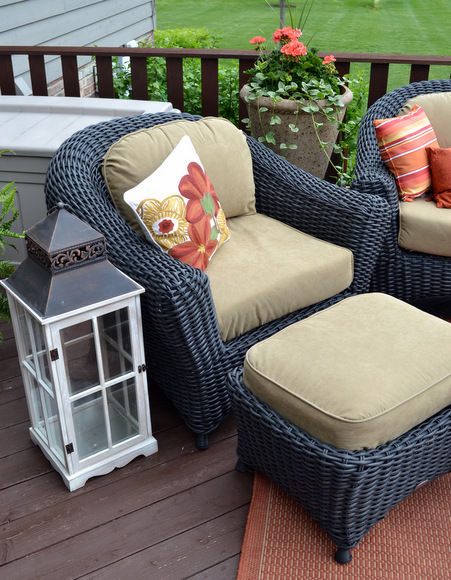 Home Decorators Collection Martha Stewart Living Patio Set Lake AdelaJan s Outdoor Retreat   DIY Playbook. Martha Stewart Living Patio Furniture Lake Adela. Home Design Ideas