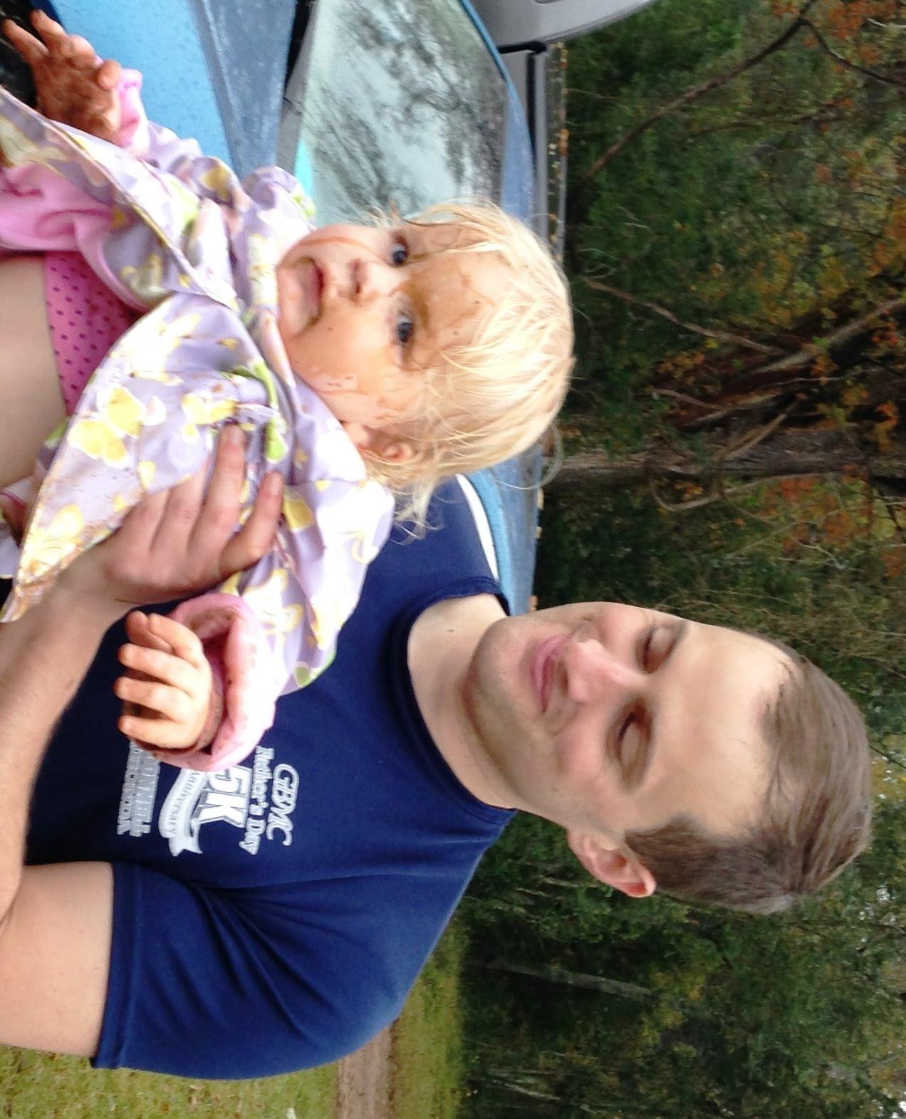 Ben and Muddy Violet