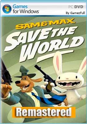 Sam and Max Save the World Remastered PC Full Español