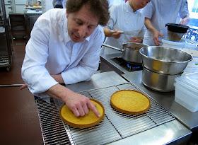 La tarte aux fraises de Jacques Génin