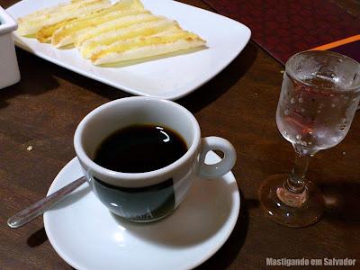 Lucca Cafés Especiais: Café Coado Grão da Fazenda Senhor do Bomfim (degustação)