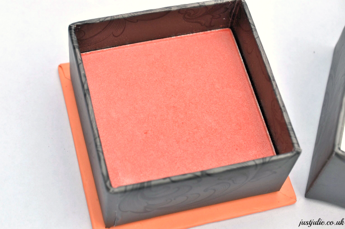MeMeMe Cosmetics Blush Me! Blush Box in Coral review