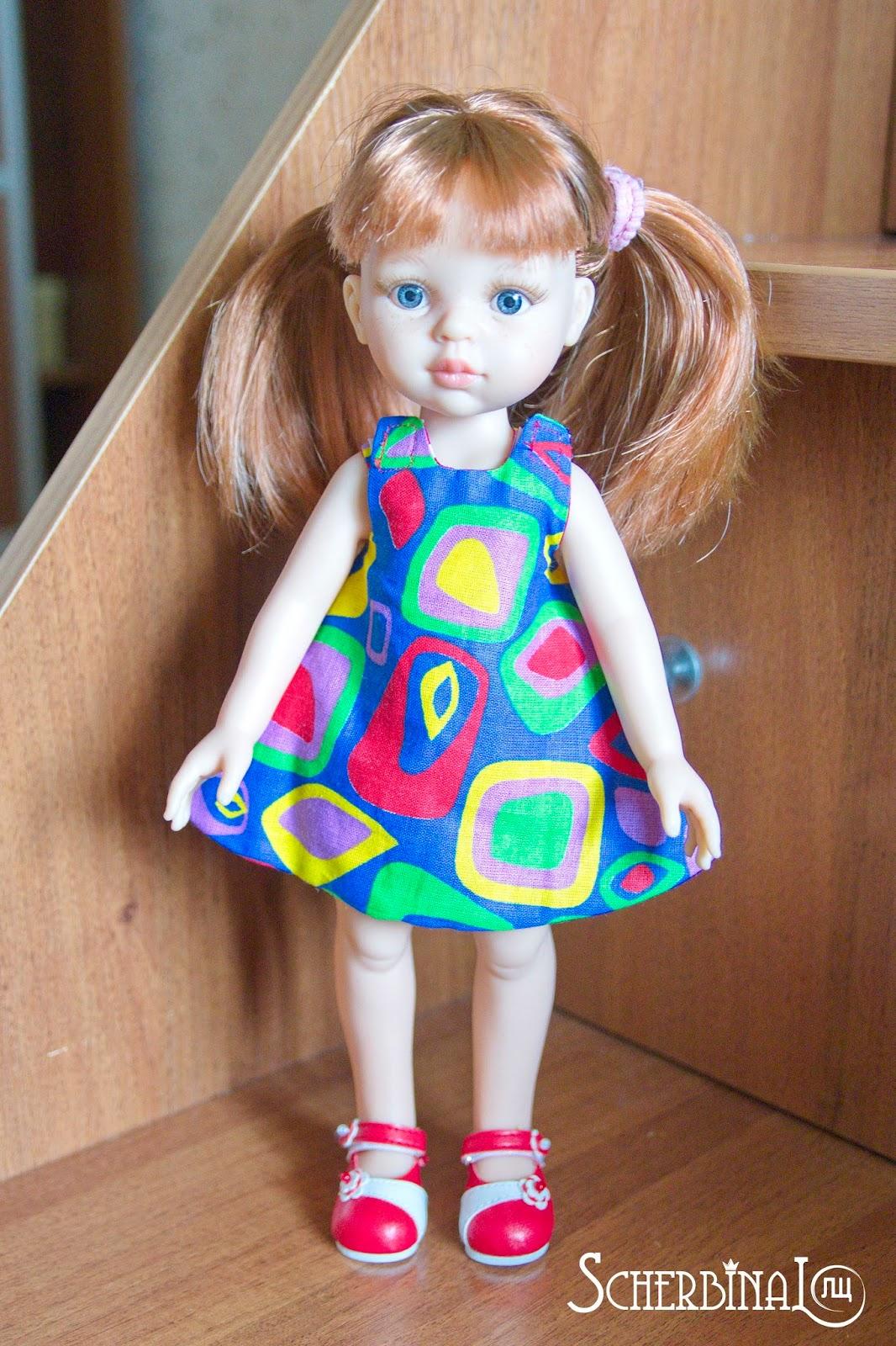 Для куклы 32 см своими руками