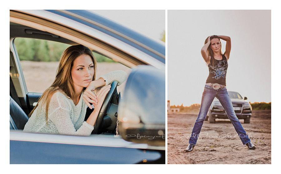 naine-autoga-fotopesa