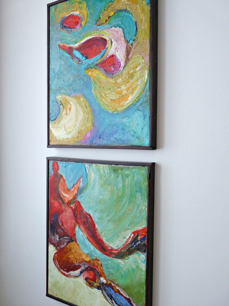 Different ways to frame art