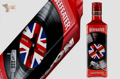 beefeater gin london sounds