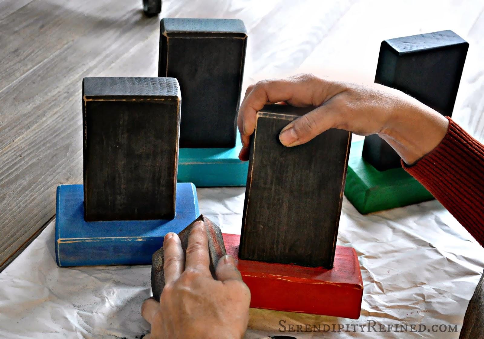serendipity refined blog how to make easy wooden. Black Bedroom Furniture Sets. Home Design Ideas