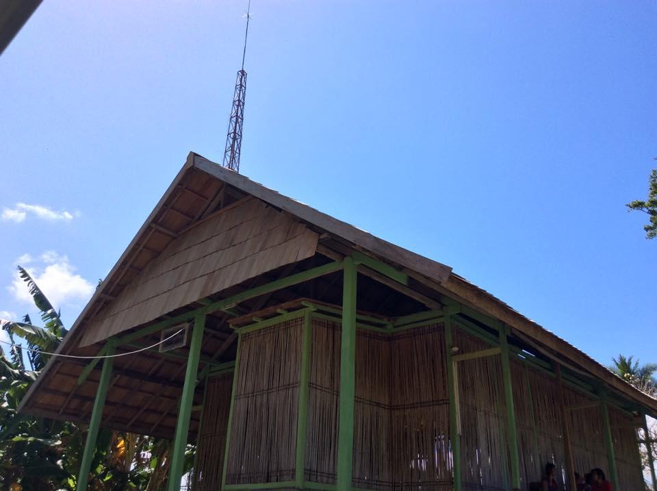 arsitektur masjid tua buton