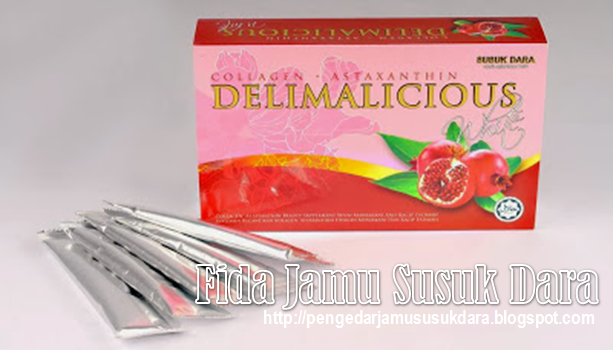 Collagen Astaxanthin Delimalicious White