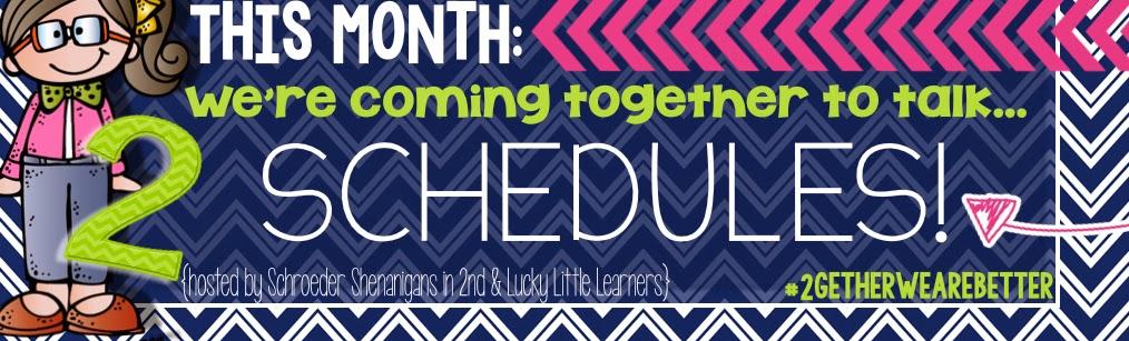 My 4th Grade Daily Schedule #2getherwearebetter | <!--Can