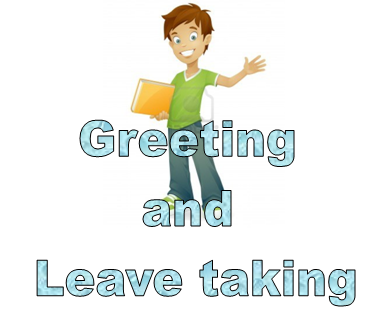 Greeting And Leave Taking Bahasa Inggris Smp Mts